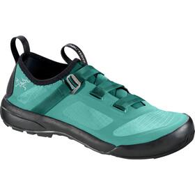 Arc'teryx Arakys Approach Shoes Women Patina/Seabreeze